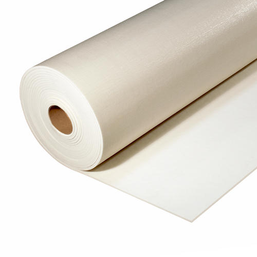 "Healthier Choice® SpillMaster™ White 1/2"" Thick 10 lb. Density Memory"