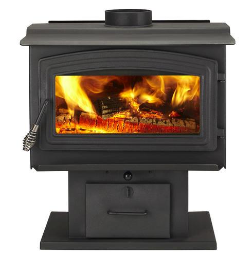 - WoodPro Medium Wood Stove (2,000 Sq. Ft.) At Menards®