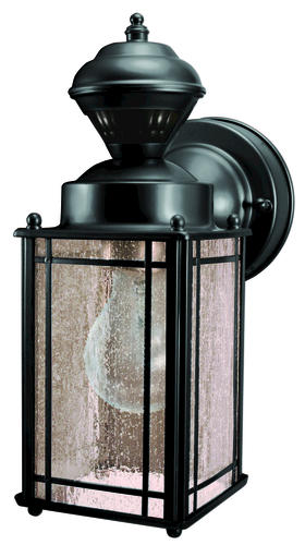 Heath Zenith Dualbrite 150 Degree Motion Sensing Decorative Light At