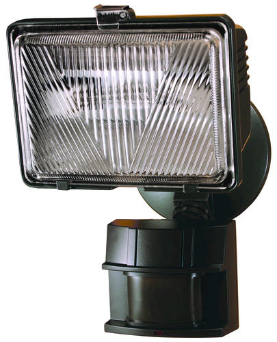 Heath Zenith Bronze Single Head Motion Sensor Outdoor