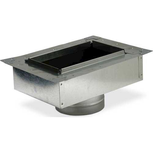 Insulated Box with Flange R6 Duct Fitting at Menards®
