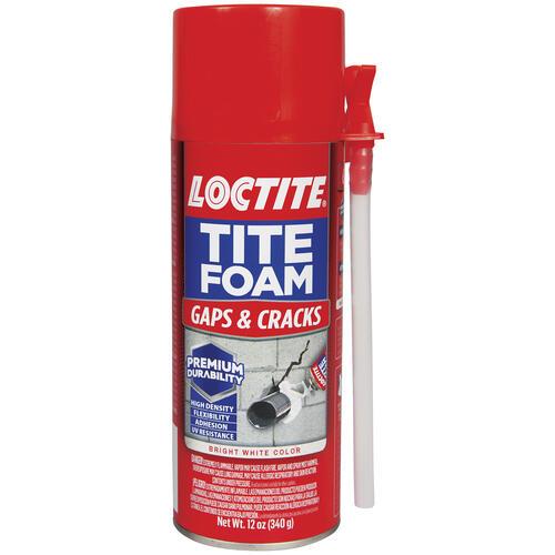 Loctite Tite Foam White Gaps Cracks Expanding Spray Foam 12 Oz At Menards