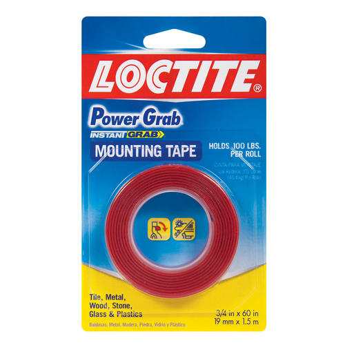 Loctite® Power Grab Double Sided Mounting Tape At Menards®