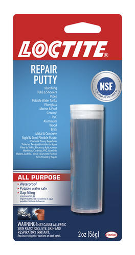 Loctite® Gray All-Purpose Repair Epoxy Putty 2 oz at Menards®
