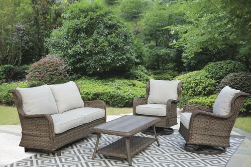 backyard creations cascade cove beige