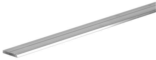 """3//4/"""" x 1/"""" x 1//8/"""" Thick x 6ft Long Aluminum Z Bar"""