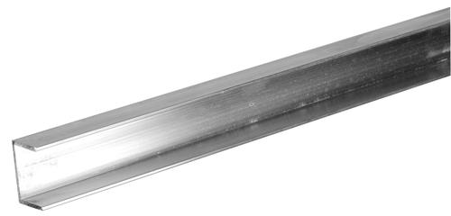 Hillman® Aluminum Trim U-Channel at Menards®