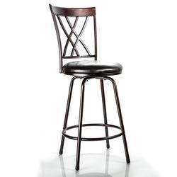 Designeru0027s Image™ Eastman Adjustable Height Swivel Metal Barstool at Menards ®  sc 1 st  Menards & Designeru0027s Image™ Eastman Adjustable Height Swivel Metal Barstool ... islam-shia.org