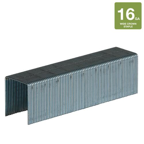 "10,000 p Smooth Shank Steel Galvanized Staples// Brad Nails 1-1//4/"" Length 18 ga"
