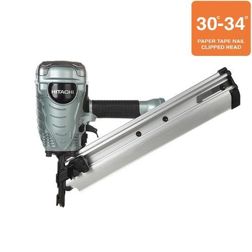 Hitachi® 30-34° Pneumatic Clipped Head Framing Nailer at Menards®