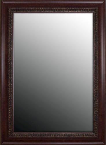 "Hitchcock Butterfield  Williamsburg 25""W x 61""H Cherry Framed Mirror"