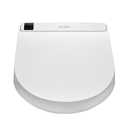 Prime Smartbidet Elongated Bidet Toilet Seat In White With Heated Cjindustries Chair Design For Home Cjindustriesco