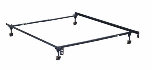 Serta Twin Full Size Adjustable Stabl Base Premium Bed Frame At