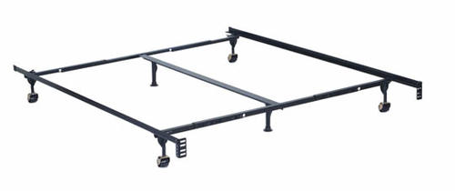serta queen eastern king and california king size adjustable stabl base premium bed frame at menards - Serta Bed Frame