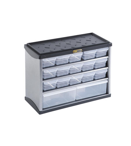 Tuff Store® 17 Drawer Small Parts Storage Cabinet At Menards®