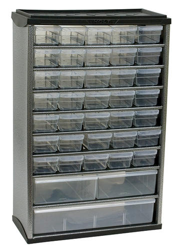 Holt 38 Drawer Small Parts Storage Cabinet At Menards®