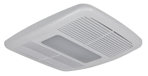 Delta Breez 80CFM Ceiling Exhaust Bath Fan with Heater at ...
