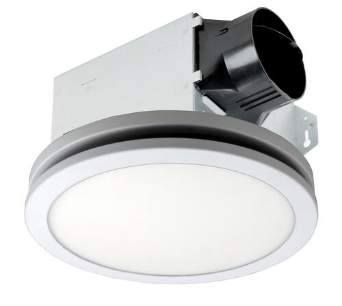 Delta Breez 80cfm Dimmable Led Ceiling