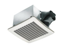 Delta Breez 130 Cfm Ceiling Exhaust Bath Fan With Humidity Sensing