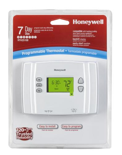 Honeywell 4000 Programmable Thermostat Installing Nest Thermostat