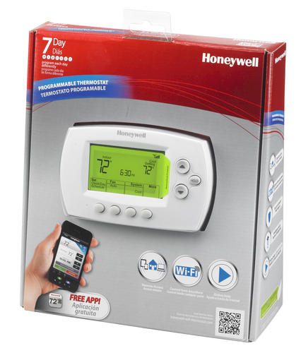 Honeywell 7-Day Wi-Fi Programmable Thermostat at Menards® on