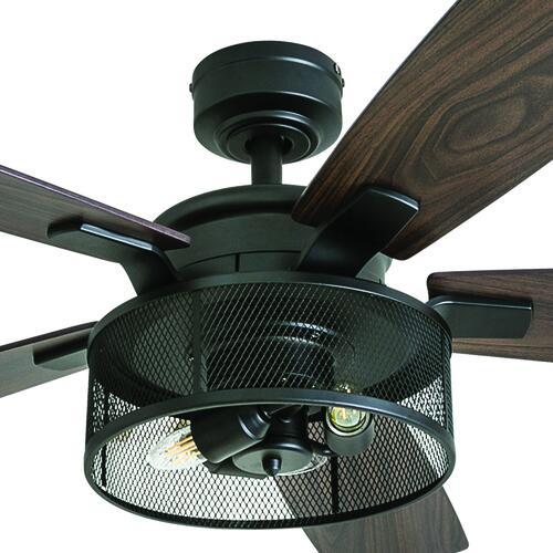 Honeywell Carnegie 52 Indoor Ceiling Fan At Menards