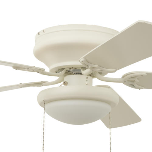 Patriot Lighting Frosted Opal Replacement Glasss Shade For The Gilford Ceiling Fan At Menards