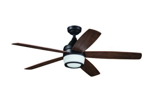 Turn of the century taylor 48 espresso contemporary led indoor turn of the century taylor 48 espresso contemporary led indoor ceiling fan at menards mozeypictures Image collections