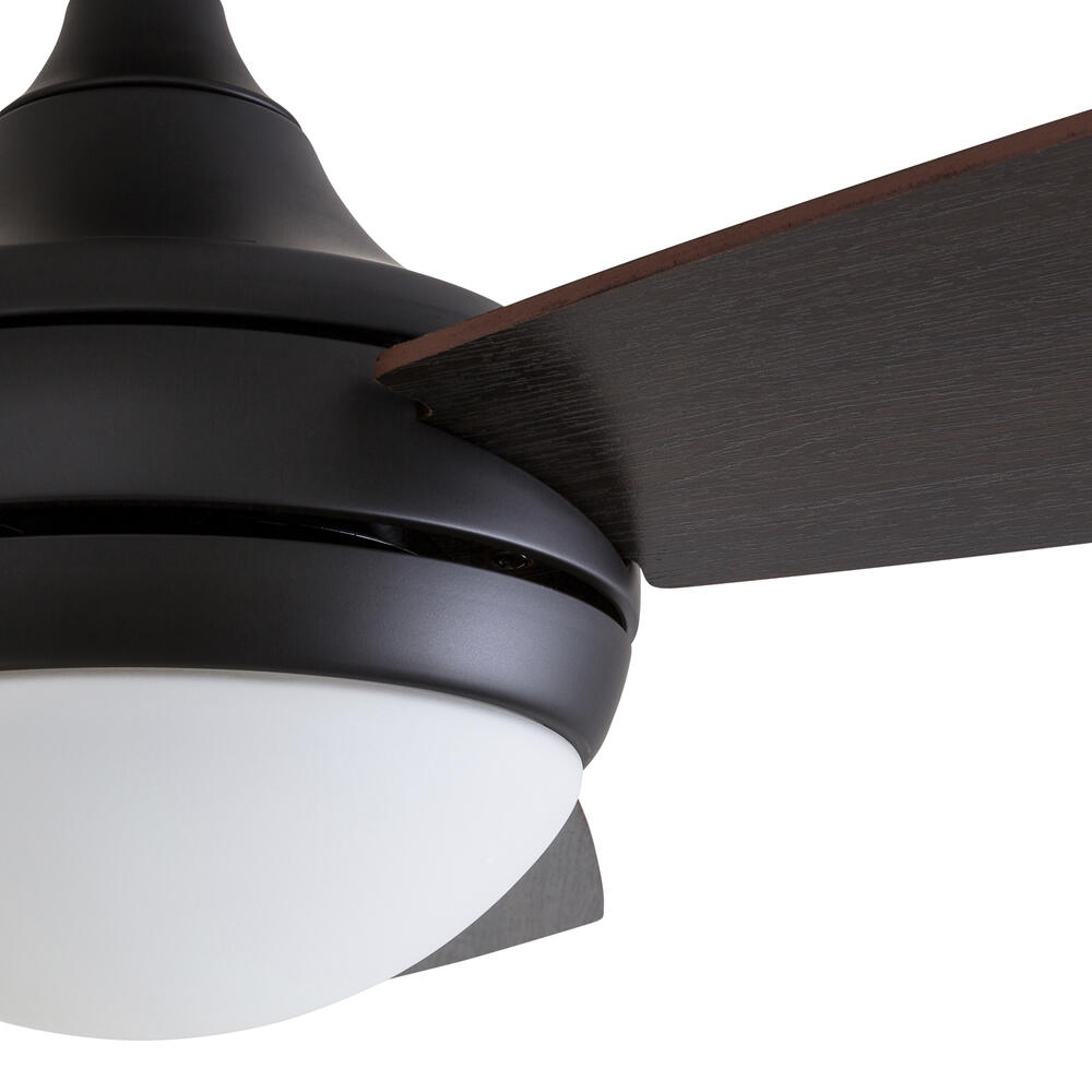 Prominence Home Frosted Cased White Replacement Glass Globe For The Calico Ceiling Fan At Menards
