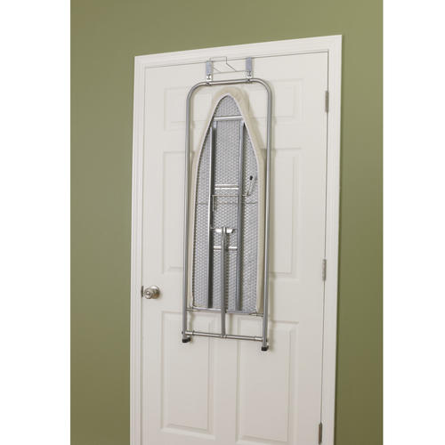 Household Essentials® Self Closing Over The Door Ironing Board At Menards®
