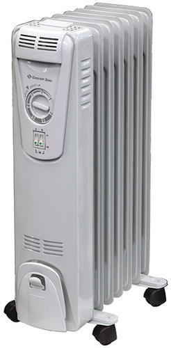 Comfort Zone 174 1 500 Watt Portable Oil Filled Radiator