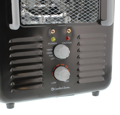 6217203_P_IC comfort zone� 1,500 watt portable utility milk house heater with Patton Heater Recall at gsmx.co