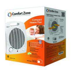 COMFORT ZONE CZ35 Heater//Fan