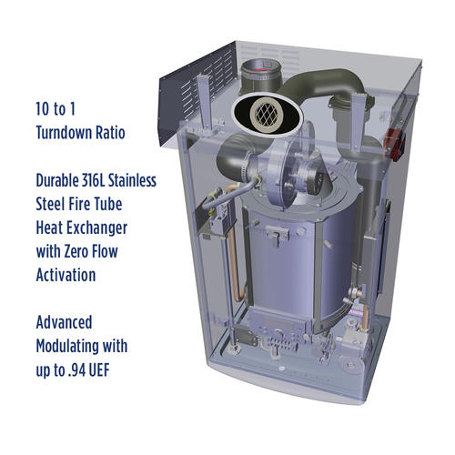 Westinghouse 174 Premium 8 2 Gpm High Efficiency Natural Gas