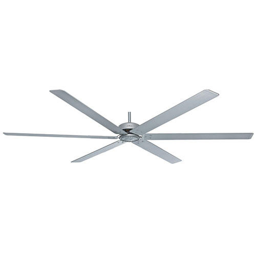 Hunter 96 satin metal industrial hvls ceiling fan at menards aloadofball Gallery