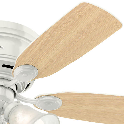 "Hunter Low Profile 52 Led Ceiling Fan At Menards: Hunter® Low Profile® 42"" LED Ceiling Fan At Menards®"