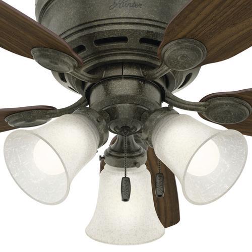 "Hunter 60"" Remote Ceiling Fan Wiring Diagram from hw.menardc.com"