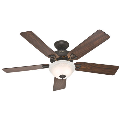 "Hunter Allendale 52 New Bronze Ceiling Fan At Menards: Hunter® Dominion 52"" Ceiling Fan At Menards®"