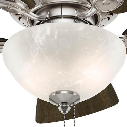Brushed Nickel Ceiling Fan At Menards
