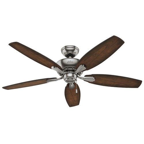 "Hunter Low Profile 52 Led Ceiling Fan At Menards: Hunter® Bowmore 52"" LED Ceiling Fan At Menards®"