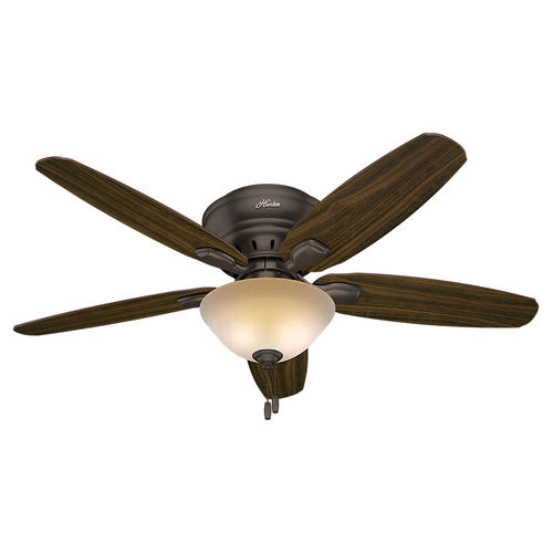 "Hunter® Fremont 52"" LED Ceiling Fan At Menards®"
