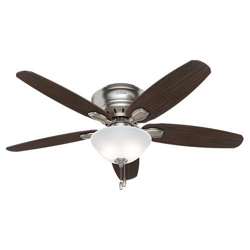 "Helpful Menards Hunter Ceiling Fans 52 Mccollum Fan On: Hunter® Fremont 52"" LED Ceiling Fan At Menards®"