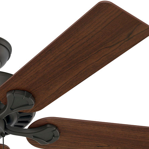"Hunter Allendale 52 New Bronze Ceiling Fan At Menards: Hunter® Henley® Five Minute Fan® 52"" New Bronze Ceiling"