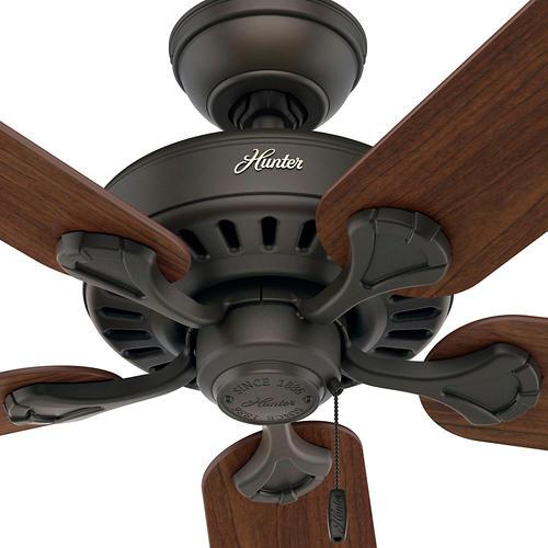 """Helpful Menards Hunter Ceiling Fans 52 Mccollum Fan On: Hunter® Henley® Five Minute Fan® 52"""" New Bronze Ceiling"""