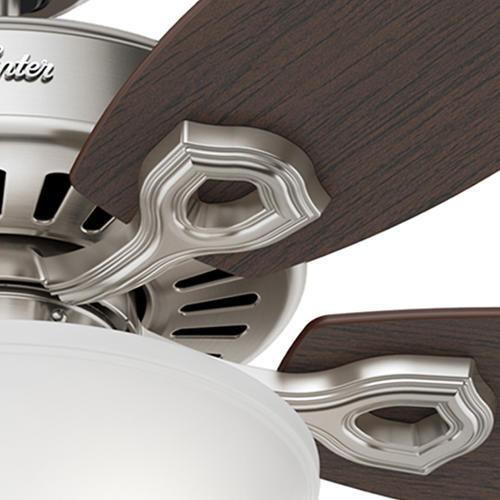 "Helpful Menards Hunter Ceiling Fans 52 Mccollum Fan On: Hunter® Builder Deluxe 52"" Ceiling Fan At Menards®"