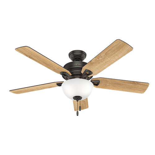 Hunter Mccollum 52 Led Indoor Ceiling Fan At Menards