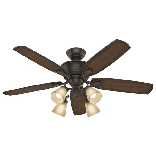 Onyx Bengal Indoor Led Ceiling Fan