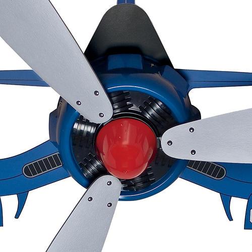 Hunter Fan Fantasy Flyer 48 Indoor Blue Ceiling