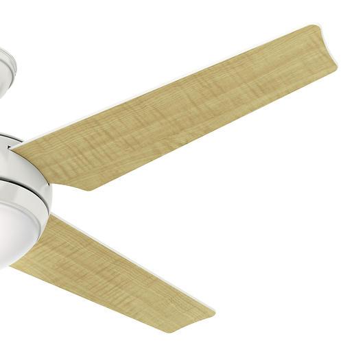 Hunter Sonic 52 White Ceiling Fan