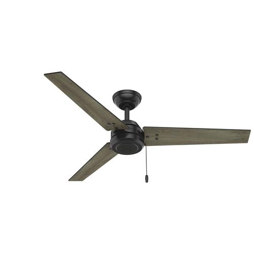 Excellent Hunter Colby 52 Matted Black Outdoor Ceiling Fan At Menards Download Free Architecture Designs Intelgarnamadebymaigaardcom